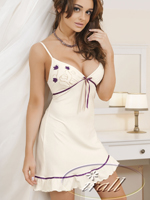 Irall Calista Cream Nightdress